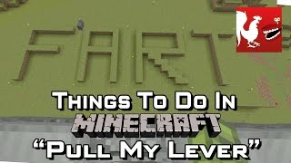 Things to Do In Minecraft – Pull My Lever