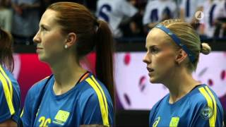 WFC 2015 Womens Final: Finland vs Sweden