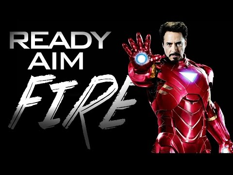 ► Marvel   Ready Aim Fire