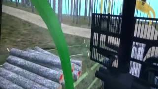 Оператор форвардера проф конкурс ПЛТТ  2012 8 м.wmv