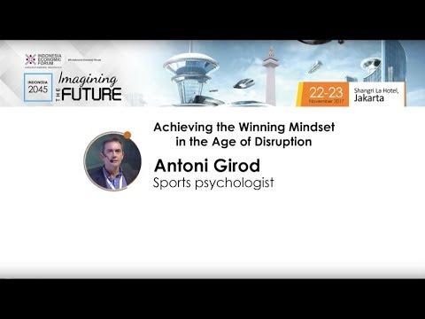 IEF Imagining The Future | Lunch Address - Antoni Girod