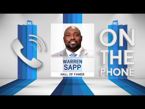 Pro Football Hall of Famer Warren Sapp Stands By His Criticism of Myles Garrett & More - 4/25/17