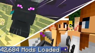 100-minecraft-girlfriends-vs-the-modded-enderdragon-part-3