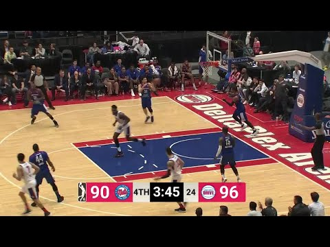 Kenneth Smith (20 points) Highlights vs. Long Island Nets