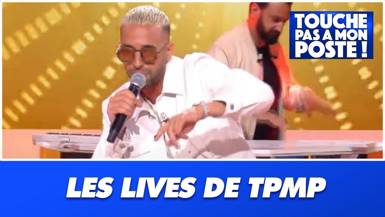 Naps - La Kiffance (Live @TPMP)