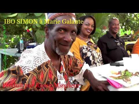 Canal g.net PRESENTE Clip IBO SIMON à Marie Galante Produit par Romy Mirefleur