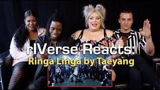 rIVerse Reacts: Ringa Linga by Taeyang - M/V Reaction