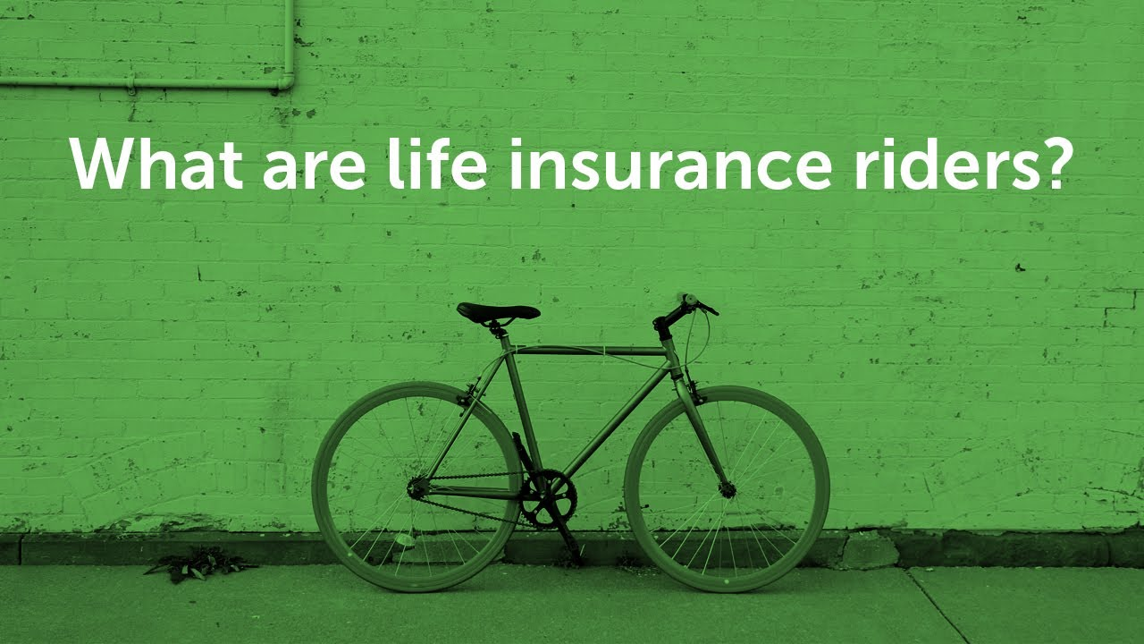What Are Life Insurance Riders?   Quotacy Q&A Fridays ...