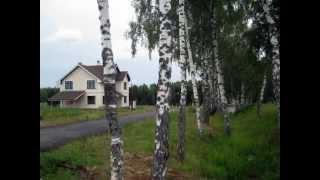 видео Земельные участки Пятницкое шоссе