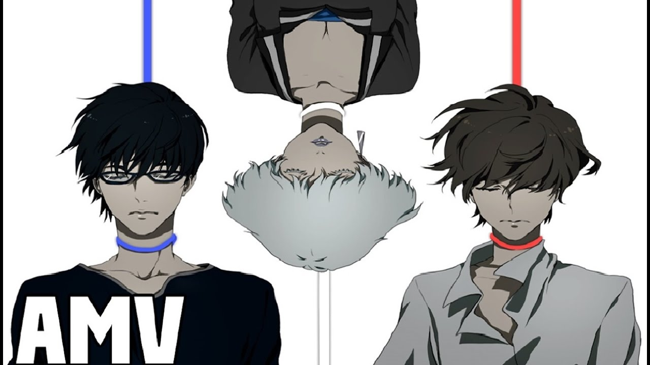 эхо террора аниме картинки