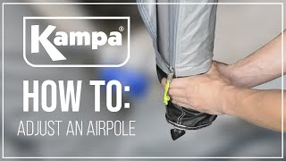 Kampa | How To Adjust An AirPole
