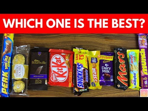 20 Chocolates In India Ranked From Worst To Best