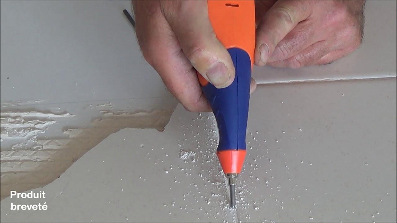 Comment Retirer Un Carrelage quel outil utiliser pour retirer ses joints de carrelage ?