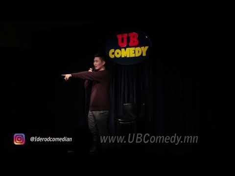 Ider-Od | Solongos Ohid | Stand Up Comedy | @UB Comedy Club