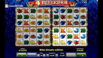 4 Reel Kings Cash kostenlos spielen
