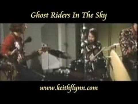 ELVIS-GHOST RIDERS IN THE SKY