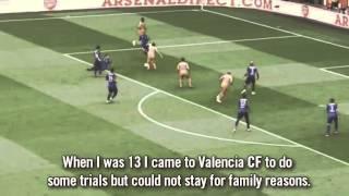 Valencia CF: Rodrigo Moreno PAST/FUTURE