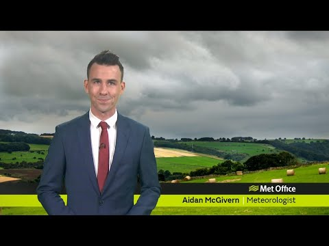 Tuesday Afternoon Forecast 09/07/2019