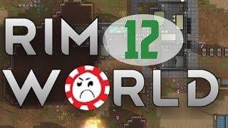 Revenge of the Centipede [12] Rimworld Vivid Dreams