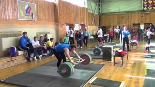 Russian weightlifters 1