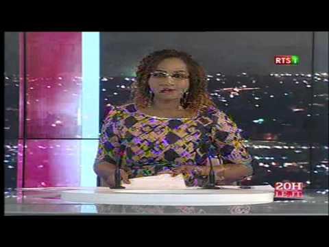 Journal Télévisé 20H de la RTS1 du samedi 19 mars 2016