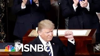 """Traynham: Do We Want Donald Trump To Be """"Normal"""" Or """"Presidential"""" At SOTU 