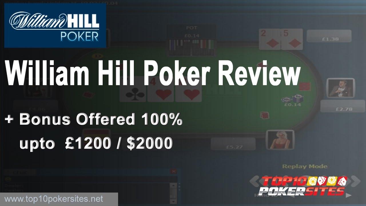 William Hill 100 Bonus