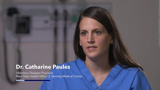 Clinical Trial Evaluating Antiviral Drug Remdesivir For Treatment Of Covid-19 - Dr. Catharine Paules