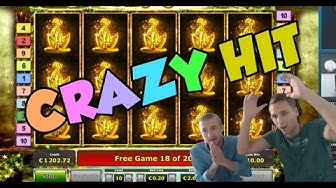 Online Slot - Fairy Queen Big Win and bonus round (Casino Slots) huge win