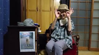 2019.06.19 帽子好きなばあちゃんにプレゼント 4K 高画質 thumbnail
