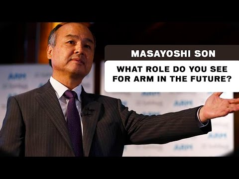 What role do you see for ARM in the Future?