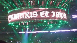 2/2 Triple H & Stephanie McMahon entrance at Wrestlemania 34