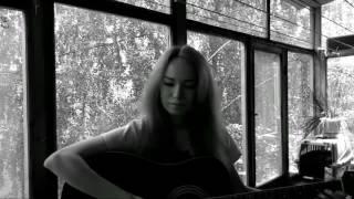 Пальчиками по коже (guitar cover)