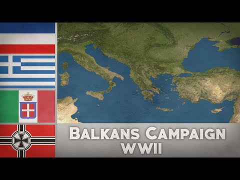 Balkans Campaign | Invasion of Greece & Yugoslavia (WW2 Series #7)