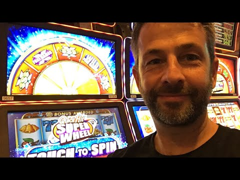 Slots live from the Orleans Casino!!