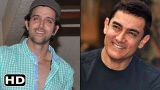Hrithik Replaces Aamir!!