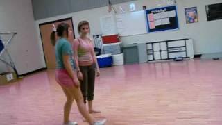 white girls vs black girls dance off