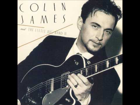 Bring it on home   Colin James & the little big band