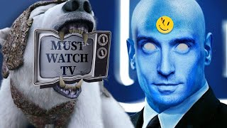 Watchmen, Dark Materials, and the Best Shows You're Not Watching - Movie Podcast