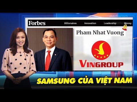Vingroup Được Đài Truyền Hình Singapore Đưa Tin Như Thế Nào?