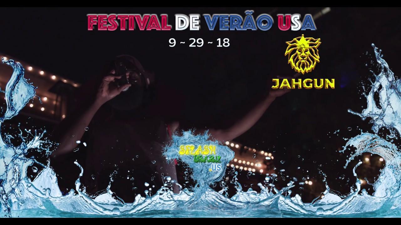 Download Festival de Verão USA presents JAHGUN & Debut US Performance by SAULO