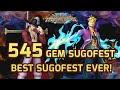 545 Gem Sugofest! Best Sugofest EVER! [One Piece Treasure Cruise]