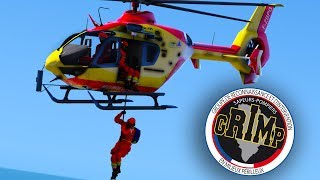 [GTA 5] GRIMP - Intervention en milieu périlleux | Sapeurs-Pompiers #INTERVENTION34