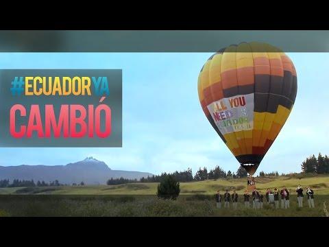 All You Need Is Ecuador Documental HD