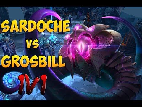 👉 Zap of Sardoche - Sardoche vs Grosbill 1v1 Vel'koz