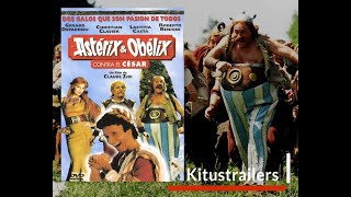 Asterix y Obelix contra el Cesar (3) Trailer