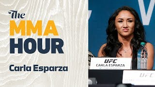 Carla Esparza Accuses Claudia Gadelha Of Greasing At UFC 225: 'She's A Cheater'