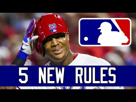 5 MLB Rules That Need to Change Next Season