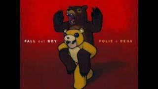 Fall Out Boy - w.a.m.s. (CD QUALITY) + Lyrics
