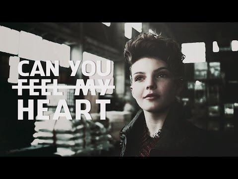 Multifandom | Can You Feel My Heart [1K]